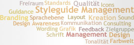 Tag Cloud: Styleguide Management