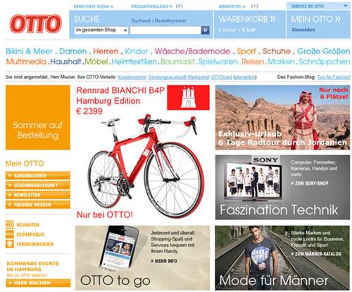 OTTO-Shop (SOLL)